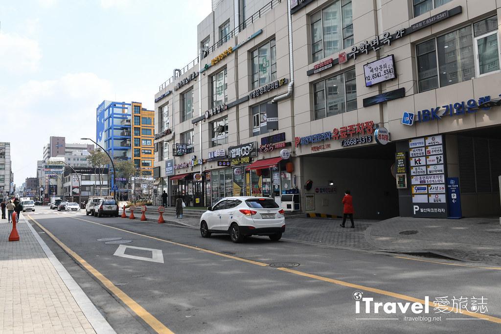 首尔卢司桥饭店 Luce Bridge Hotel (6)
