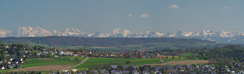 From Jura to the Alps