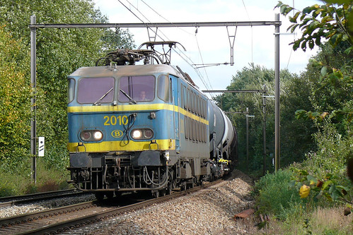 SNCB/NMBS 2010 Berneau 04.10.2008