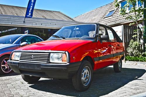 Citroën Visa 11 RE Découvrable (9854)