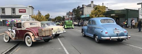 Evening Street Parade - Temuka, NZ