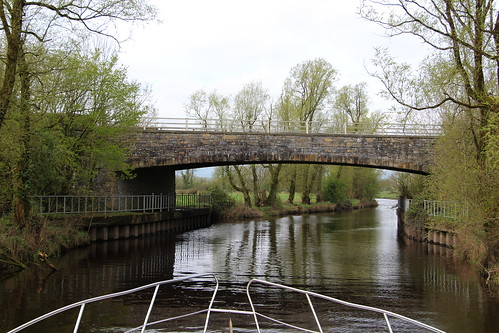 Senator George Mitchell Peace Bridge