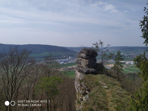 Wolfsberg Lime Rocks shot in 48MP with a Redmi Note 7