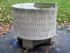 GOC London Public Art 2 163: St Govor's Well