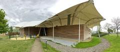 Canopy building - Panorama - Photo of Villeneuve-la-Dondagre
