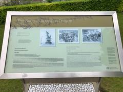 Denkmal der 2. australischen Division (1914-18) in Peronne, Frankreich