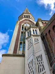 Die Kirche Église Saint-Sulpice von Clastres, Frankreich - Photo of Remigny