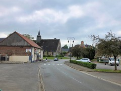 Seraucourt le Grand, Frankreich - Photo of Clastres