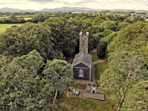 St Paul's Church, Templescobin, County Wexford (1845)