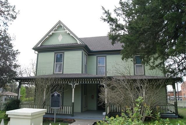 Bain-Honaker House