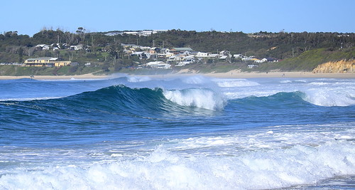 Catherine Hill Bay.