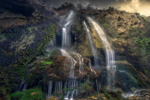 A dream waterfall - Bogarra (Albacete, Spain)