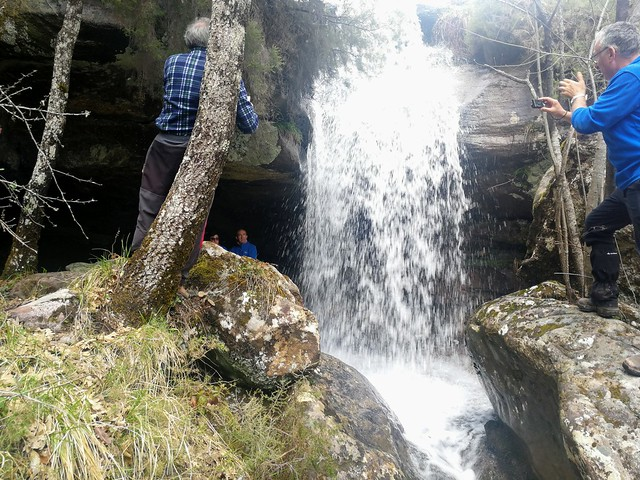 Cascadas de Covaleda II