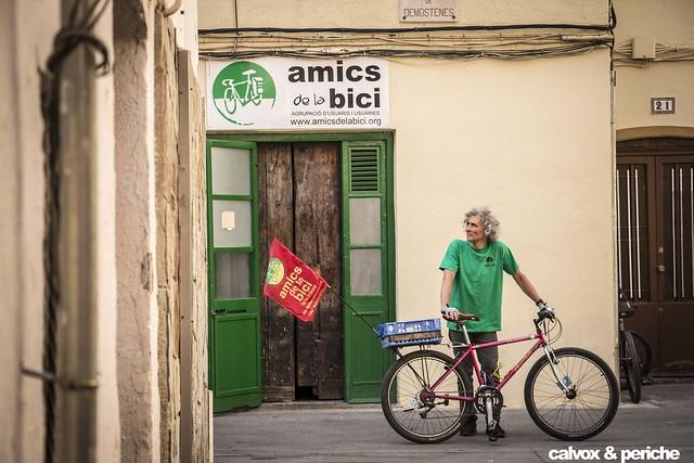 Mirant cap un millor futur pels ciclistes - Retrat ciclista a Albert Garcia
