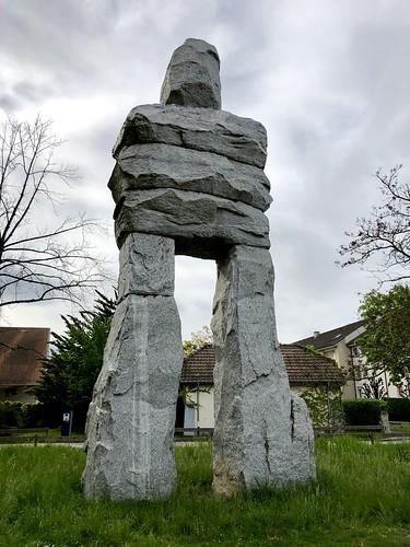 Geneva - 25 Park Brot Sculptur | Onex, GE