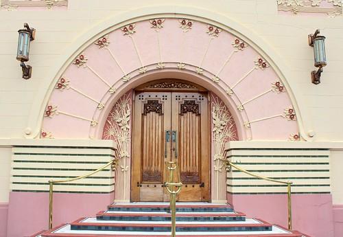 [Explored] Napier Art Deco