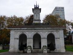 GOC London Public Art 2 189: Pavilion of the Fountains
