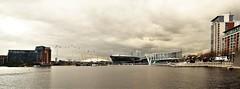The Royal Victoria Dock Panorama. Nikon D3100. DSC_0198-0202