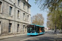 Heuliez Bus GX 137 L n°97  -  Besançon, GINKO