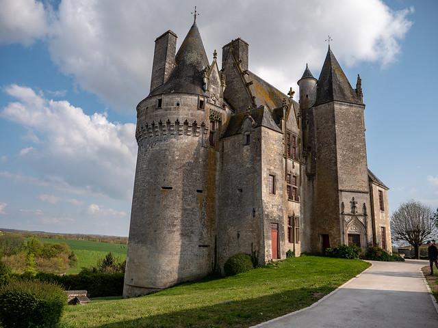 Le Château de Neuvicq-le-Château (17)