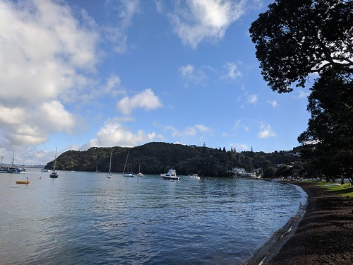 Bay of Islands, Russell