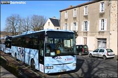 Irisbus Crossway - Scodec / Rds (Réseau des Deux-Sèvres)
