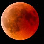 2018 Mondfinsternis mit Mars-Opposition