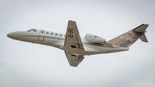 Cessna 525B CitationJet CJ3 OE-GRU Avcon Jet