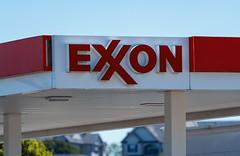 Exxon Gas Station - Round Rock, Texas
