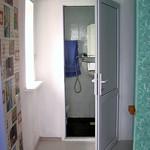 Душевая и туалет на 2 этаже возле спальни