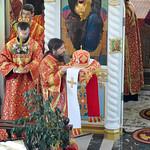 ВТОРНИК СВЕТЛОЙ СЕДМИЦЫ В МИХАИЛО-АРХАНГЕЛЬСКОМ ХРАМЕ Г. КРЫМСКА