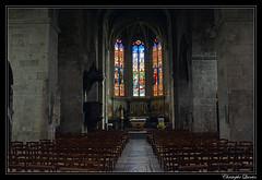 Châtillon-sur-Seine - Eglise Saint-Nicolas - Photo of Vannaire
