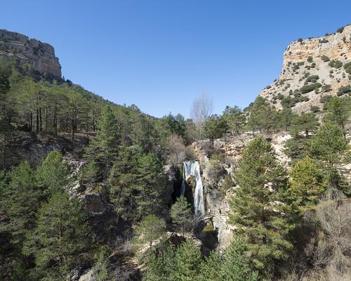 Cascada del Rio de la Fuente del Berro