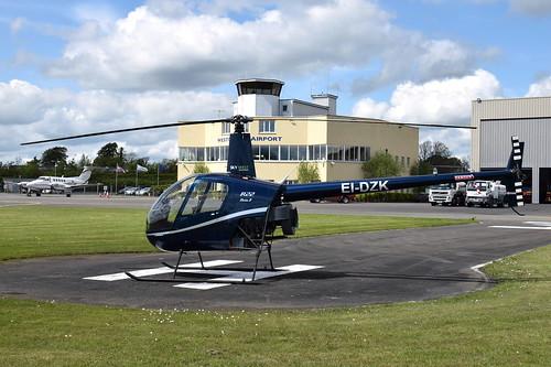 EI-DZK R.22 Beta II - Sky West Aviation