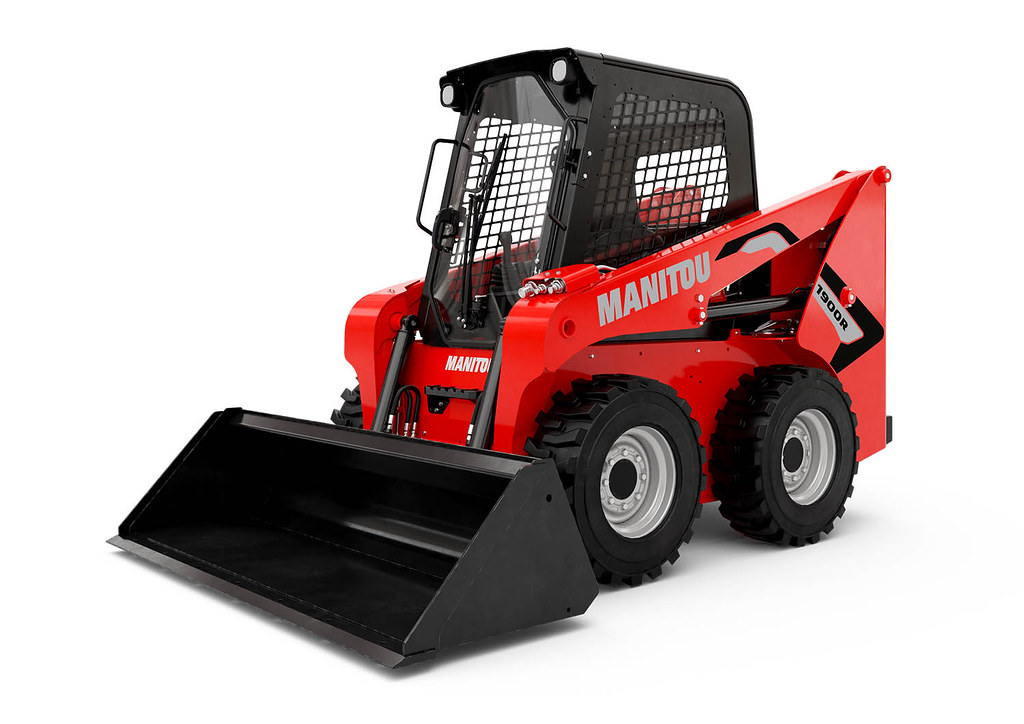 New, 2020, Manitou, 1900R, Loaders