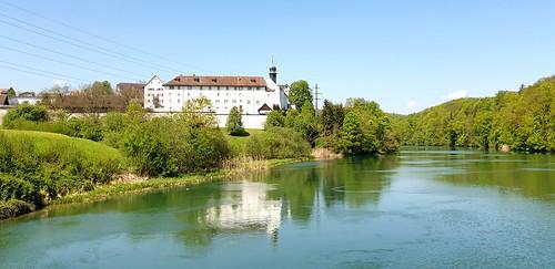 Kloster Sankt Martin in Hermetschwil.