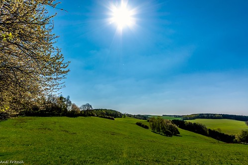 Ein herrlicher Frühlingstag
