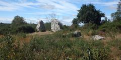 Le site mégalithique des Landes de Cojoux à Saint-Just - Ille-et-Vilaine - Septembre 2018 - 07 - Photo of Bruc-sur-Aff