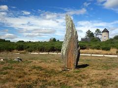 Le site mégalithique des Landes de Cojoux à Saint-Just - Ille-et-Vilaine - Septembre 2018 - 05 - Photo of Bruc-sur-Aff
