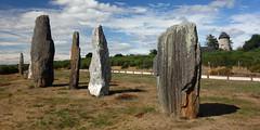 Le site mégalithique des Landes de Cojoux à Saint-Just - Ille-et-Vilaine - Septembre 2018 - 03 - Photo of Bruc-sur-Aff