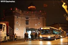 Irisbus Citélis 12 - CFT (Corporation Française de Transports) (Vectalia) / CTPM (Compagnie de Transports Perpignan Méditerranée) n°53