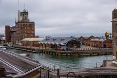RNHD docks