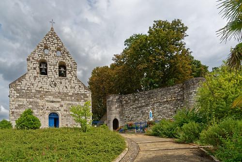 Eglise de Clermont-Soubiran - Lot et Garonne