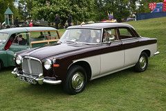 1965 Rover P5 3 litre straight six saloon