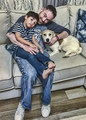Aaron, Chris and Sweetheart