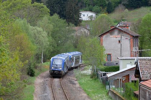 X73571 St Julien La Vetre