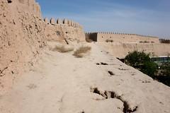 Mury miejskie w Chivie