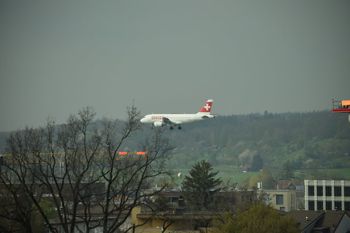 HB-IPX Airbus A319 Swiss International