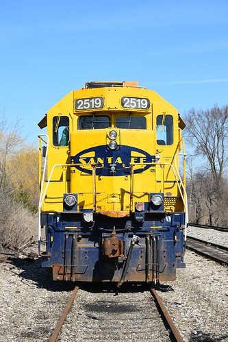 Cleveland Commercial Railroad 2519