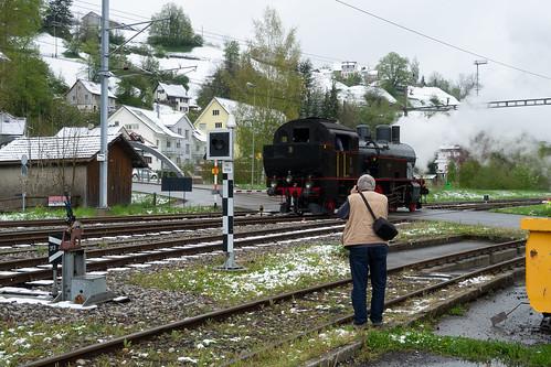 Winter steam: Getting it close (2/4)